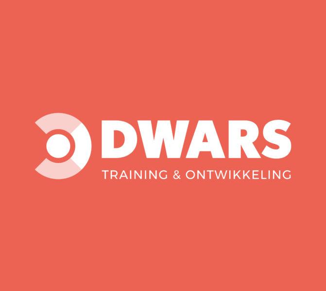 DWARS logo ontwerp