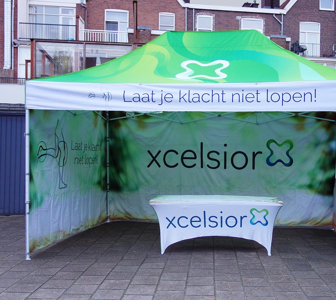 Evenementen tent Xcelsior